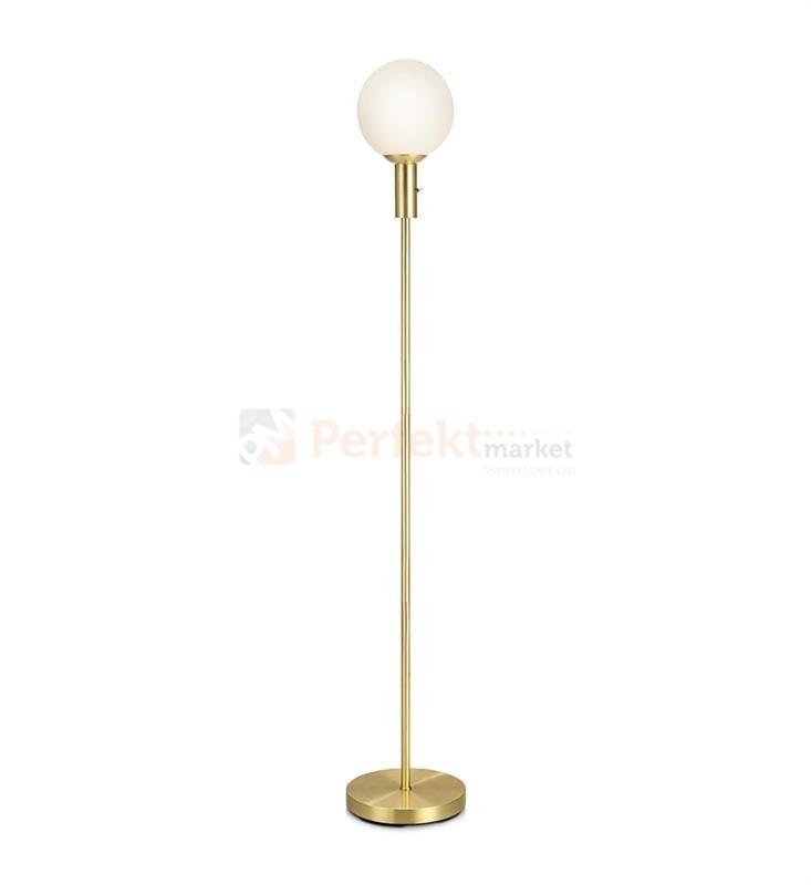 Lampa Podlogowa Kula Minimalistyczna Mina 1l Markslojd 106867