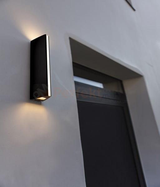 pomysł na oświetlenie balkonu
