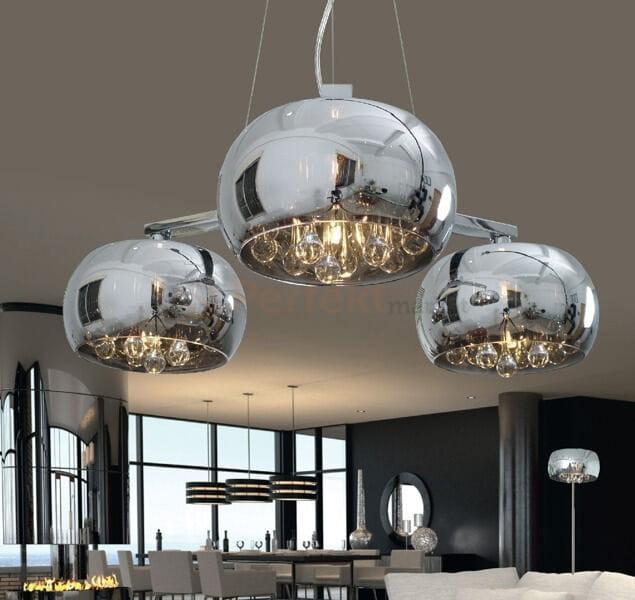 Lampa wisząca Zuma Line Crystal Pendant P0076 03R F4FZ Zuma Line żarówki_LED_GRATIS!