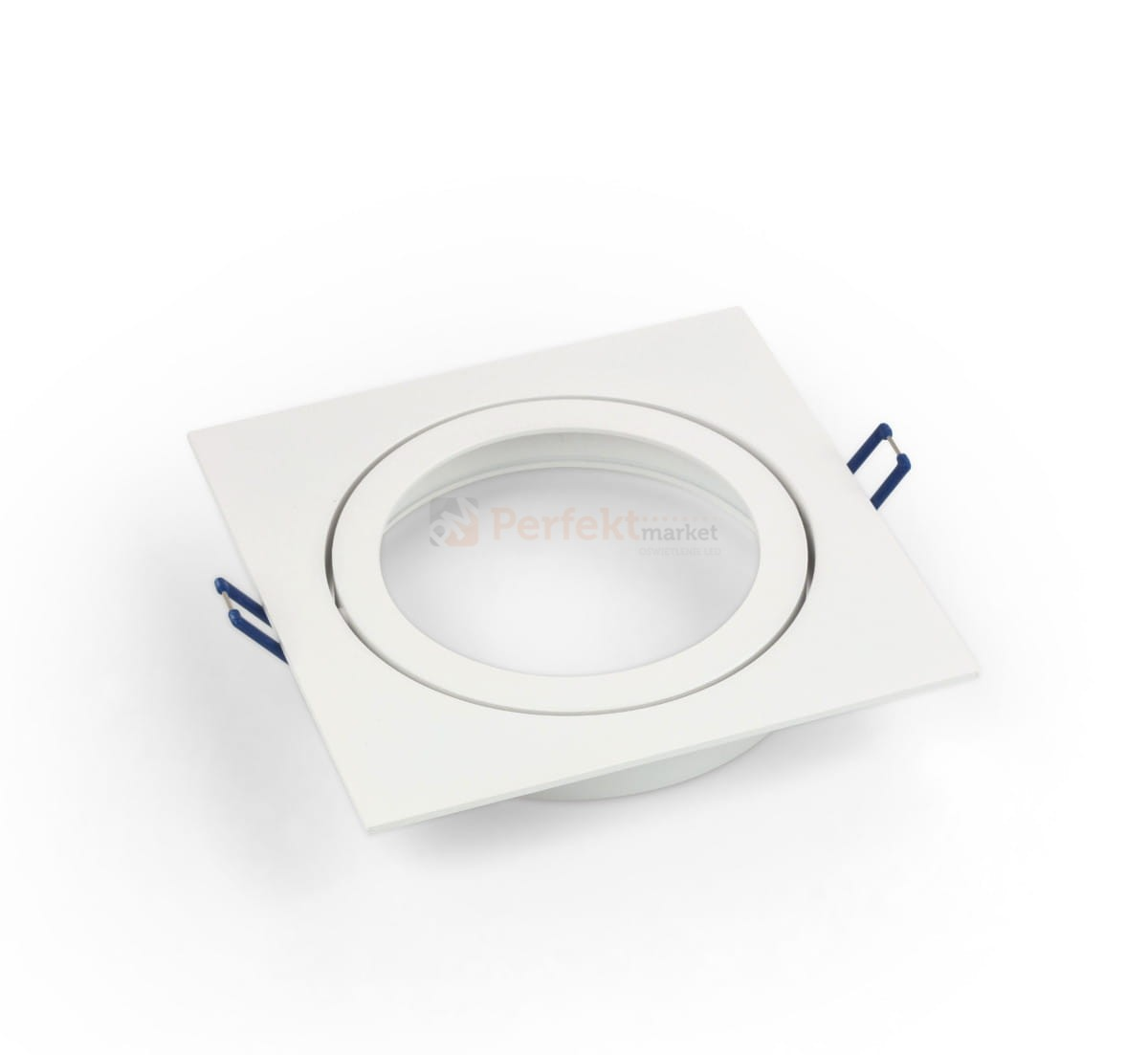Oprawa Halogenowa Ruchoma Crosti Gavi Ar111 Kwadratowa Biała