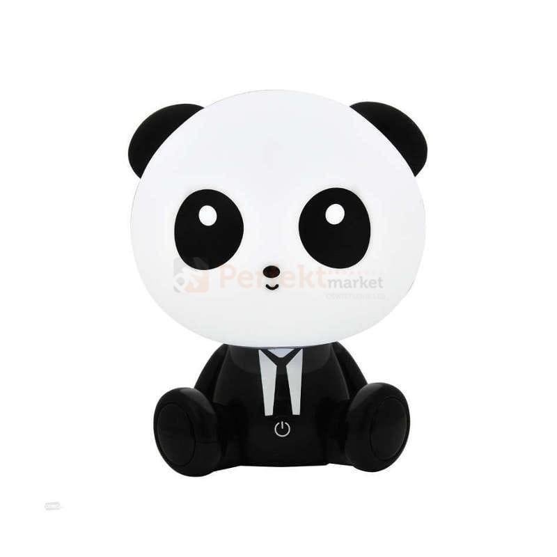 a319f523416545 lampka dziecięca nocna led trzy poziomy świecenia Panda perfektmarket sklep  307682 .jpg ...