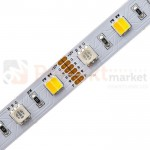 TAŚMA LED RGB+CCT 60 SMD 5050 IP20 1M 10MM