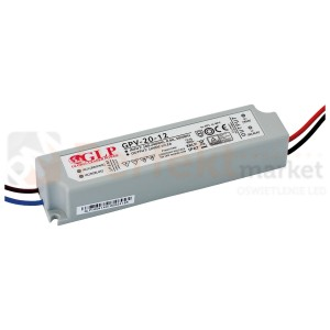 Zasilacz LED 24W IP67 GPV 20-12