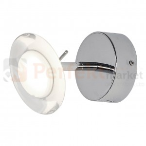 Kinkiet LED Ellipse 308 Milagro chrom