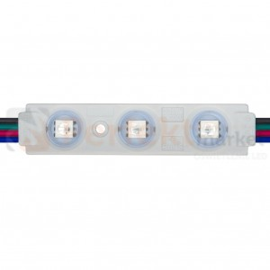 Moduł LED City Lens 3 SMD 5050 RGB IP65