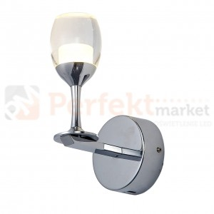 Kinkiet LED Coppa  307 Milagro chrom