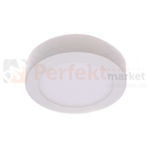 PANEL LED 12W NADTYNKOWY ROUND