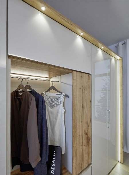 Oświetlenie Garderoby Zainwestuj W Led Perfekt Market